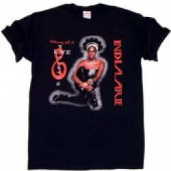 India.Arie Black Photo Tee