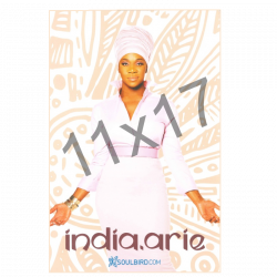 India Arie Poster-Photo